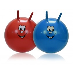 Balón con Agarre Cara Feliz
